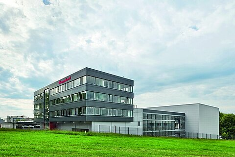 Building of the Competence Center for Adhesive Tapes